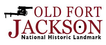 Old Fort Jackson logo