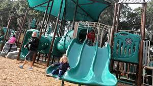Forsyth Park playground Savannah
