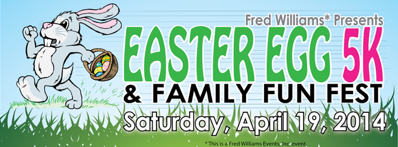 Easter Egg 5K and Family Fun Fest Port Wentworth