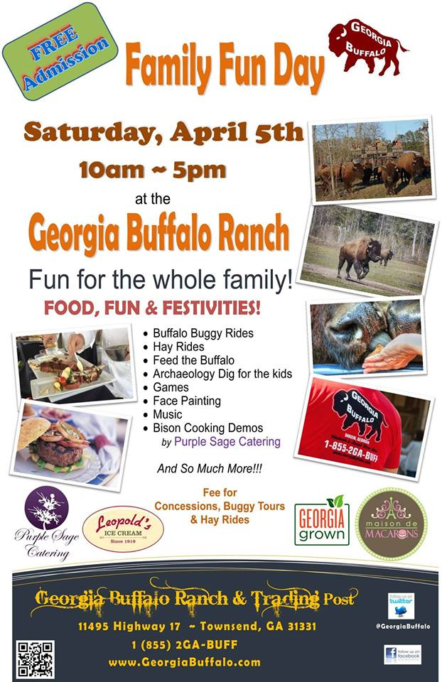 Georgia Buffalo Ranch