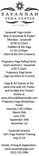 Savannah yoga kids classes