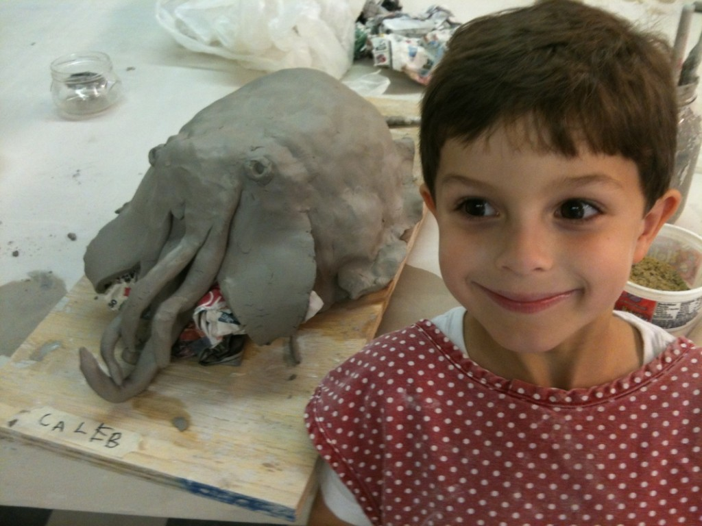 Savannah's Clay Spot Pottery Studio classes