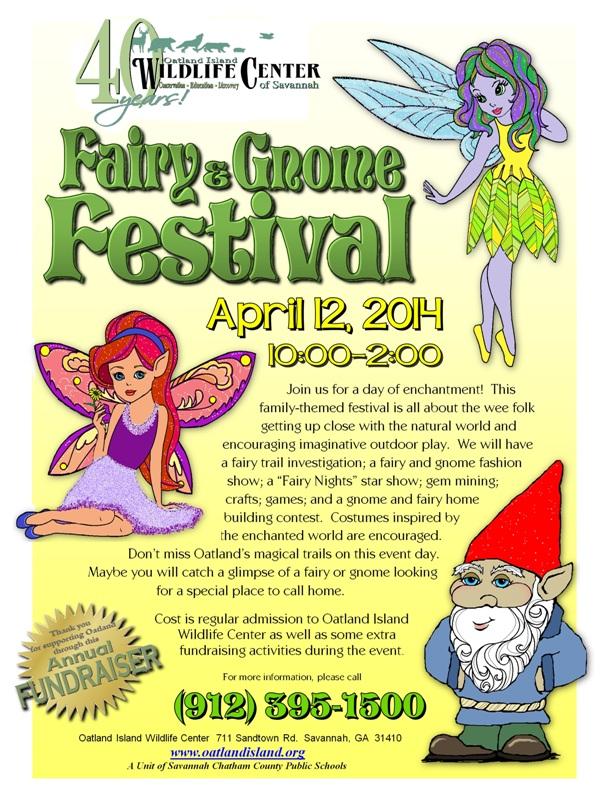 Fairy Gnome Festival 2014