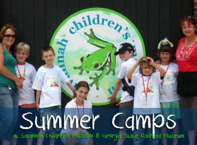 summer camps 2014 savannah