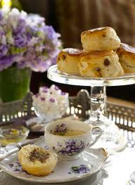 tea rooms in Savannah Hilton Head