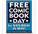 Free comic book day 2014 Savannah