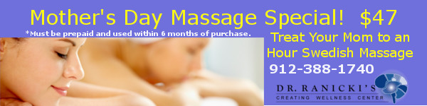 Mother's Day Massage