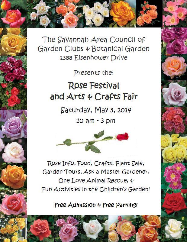 FREE Rose Festival