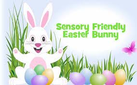 Sensory Friendly Easter Bunny Savannah Mall