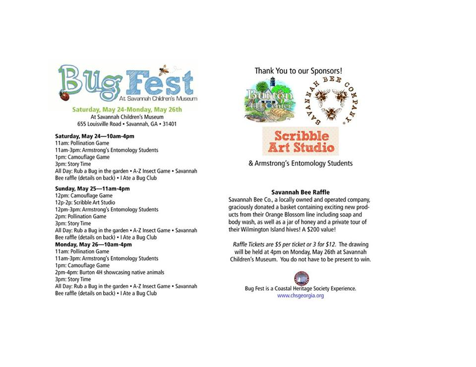 Bug Fest 2014 Savannah