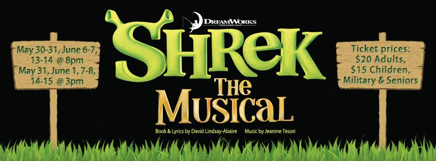 Shrek the musical savannah