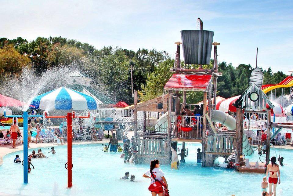 Southern Mamas » Water Parks