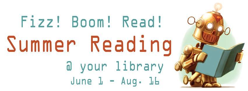 Summer Reading Program Savannah libraries