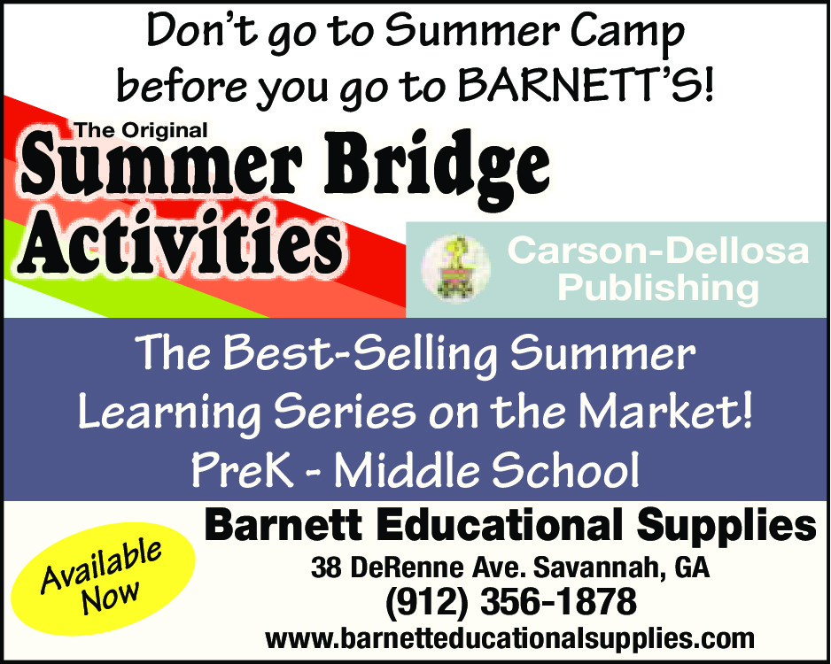 Barnett Educational Supplies Savannah