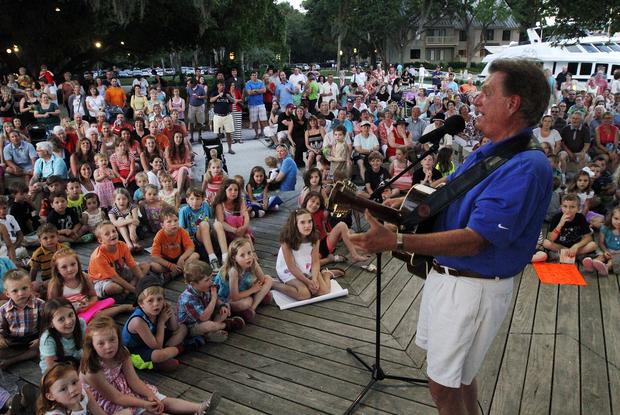 Free Hilton Head Island kids events
