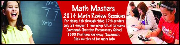 math camp in Savannah