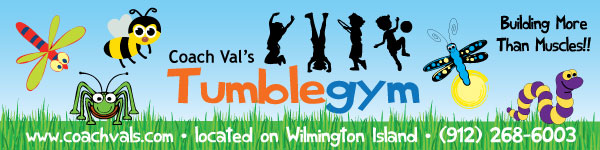 Kids' tumble gyms in Savannah