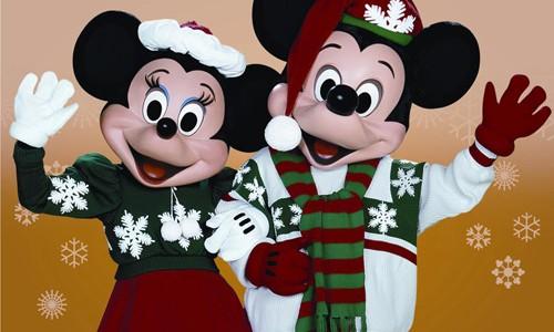 Disney holiday deals