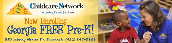 Free pre-K program for 2014-15 in Savannah Wilmington Is.