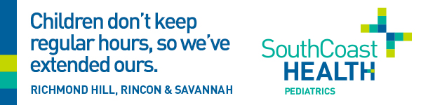 SouthCoast Health Pediatrics Savannah Pediatricians