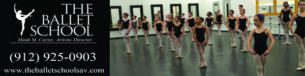The Ballet School Savannah boys ballet classes