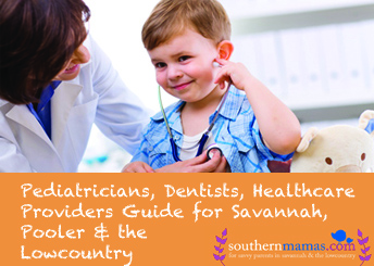 Pediatricians, dentists in Savannah Pooler