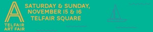 Telfair Art Fair 2014 Savannah Nov. 15 & 16
