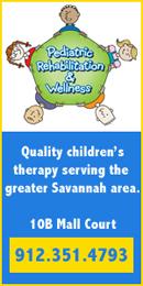 Pediatric Rehabilitation & Wellness Savannah speech