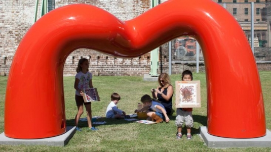 FREE Family Day SCAD Museum of Art Savannah free kids events