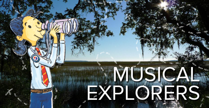 Musical Explorers Program at Jewel Conservatory Theatre