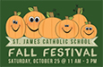 Fall Festivals in Savannah St. James Catholic School