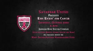 Kids Kickin' For Cancer 2014