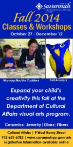 Children's Art classes Savannah