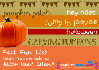 Pumpkin Patches, Farms, hayrides Savannah Halloween kids events Pooler Hilton Head