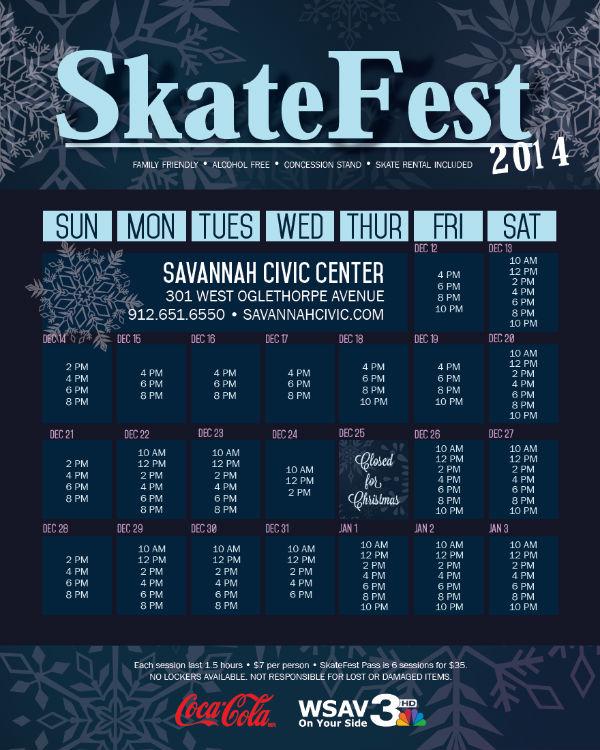 Skatefest 2014 Savannah