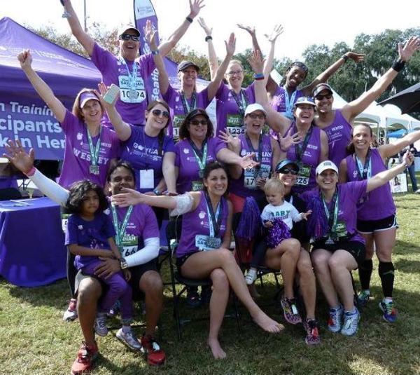 FREE half marathon training with CREW FREE race registration for the inaugural Publix Savannah Women's Half Marathon