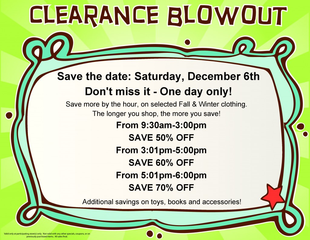 Holiday Clearance Blowout Once Upon A Child Savannah
