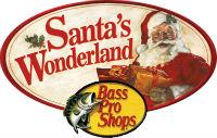 Free Santa photos at Santa's Wonderland Bass Pro Shop Savannah Mall
