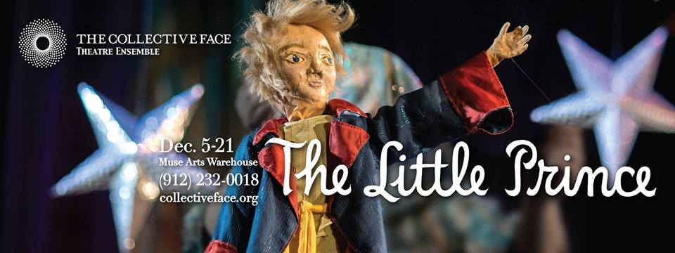 The Little Prince puppet show Savannah 2014