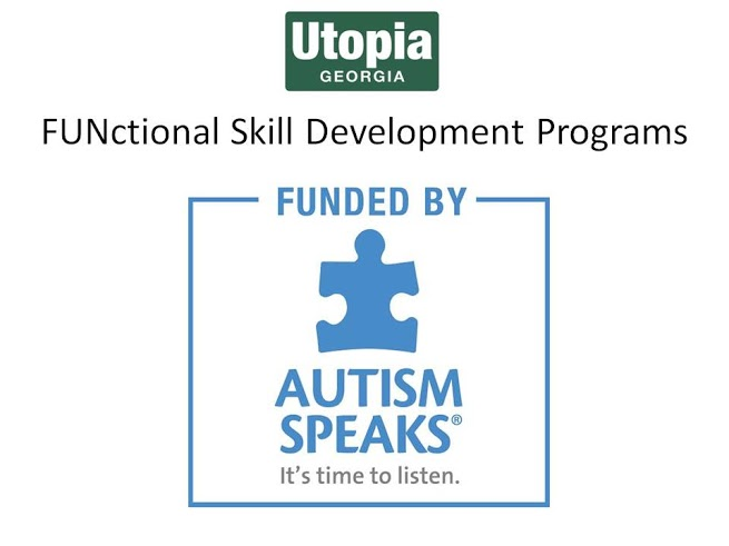 Utopia Ga. Savannah Autism Speaks