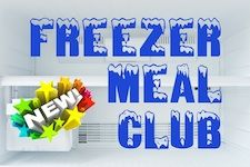 Freezer Meal Club Tummy Time Foods