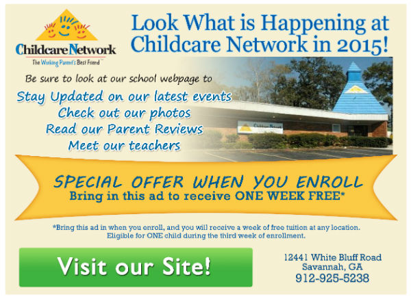 Childcare Network Savannah Wilmington Is.