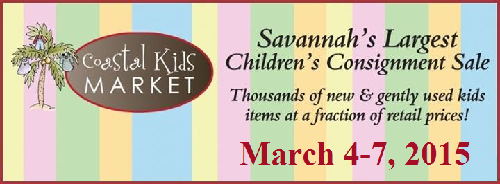 Savannah Children's Consignment Sales Spring 2015