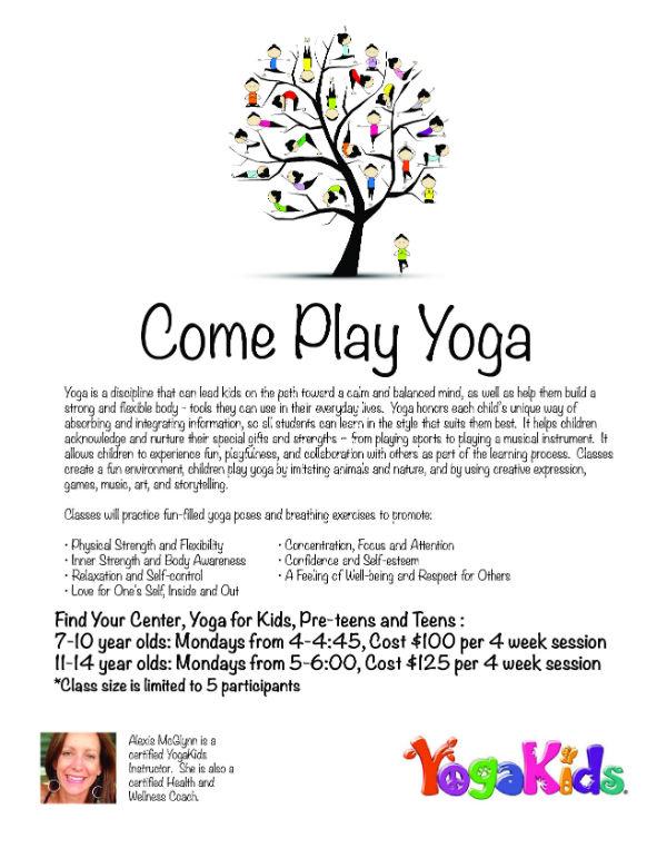 yoga Savannah Hope Affiliates