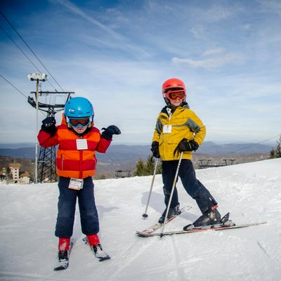 Southeast Southern Family Kid-Friendly Ski Resorts Slopes