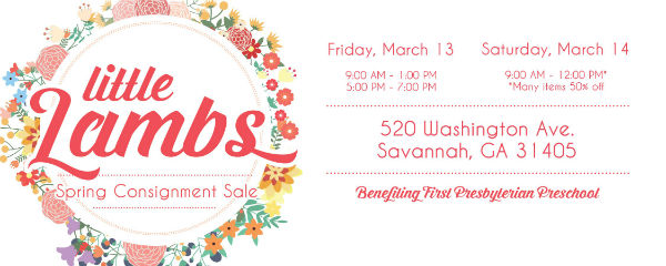 spring 2015 kids consignment sales in Savannah
