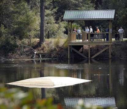 Horton Pond Jekyll Island