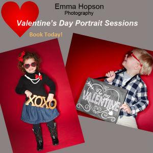 Valentine's Portraits Savannah