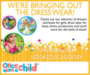 Spring dress deals at Once Upon A Child Savannah