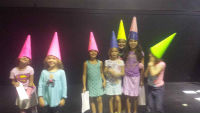 theater drama acting classes for children students Savannah Rincon Pooler